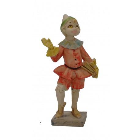 Pinocchio in resina