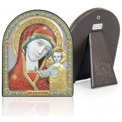 Madonna con bambino icona ortodossa